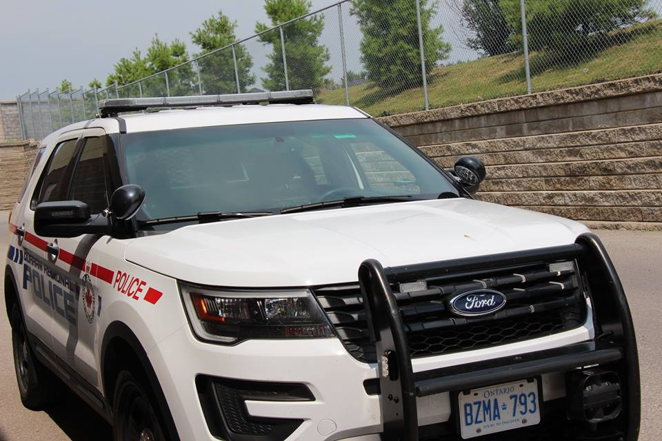 Scugog man charged after allegedly fleeing from police