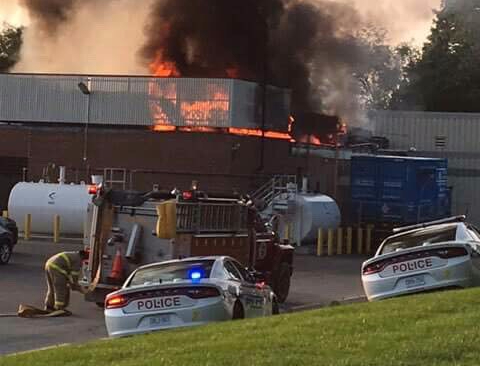 Fire at Lakeridge Health Port Perry caused $10 million worth of damage: Fire Chief