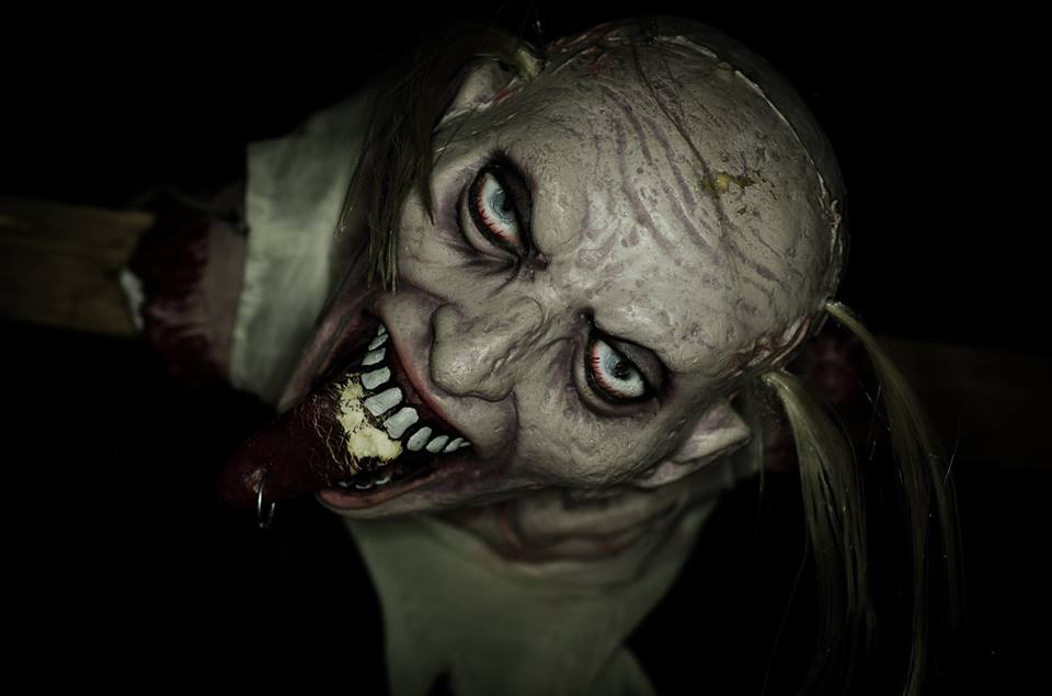 Prepare to be scared at the Cannington Haunted Trail and Maze