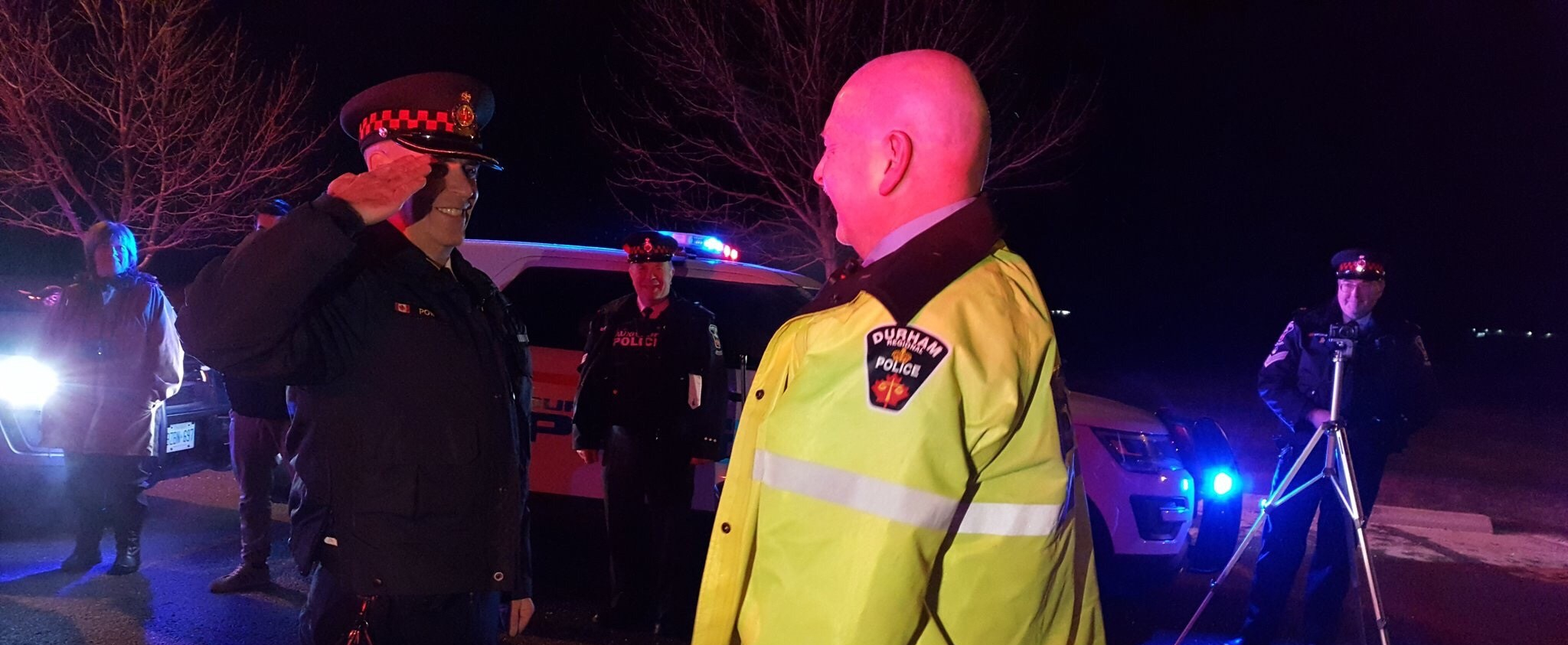 Auxiliary officer gets send-off in Sunderland