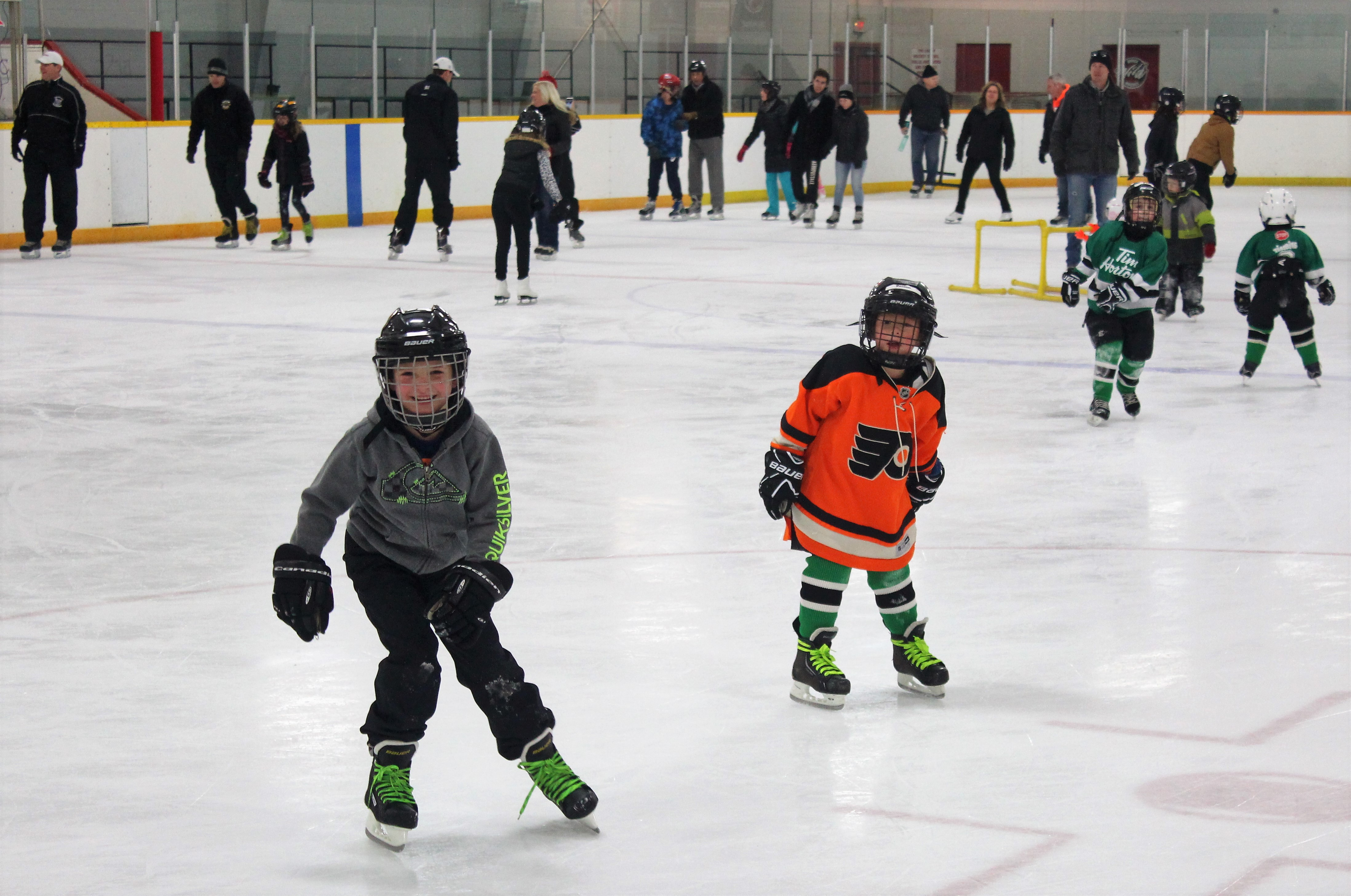 Township decreasing admission cost to public skating