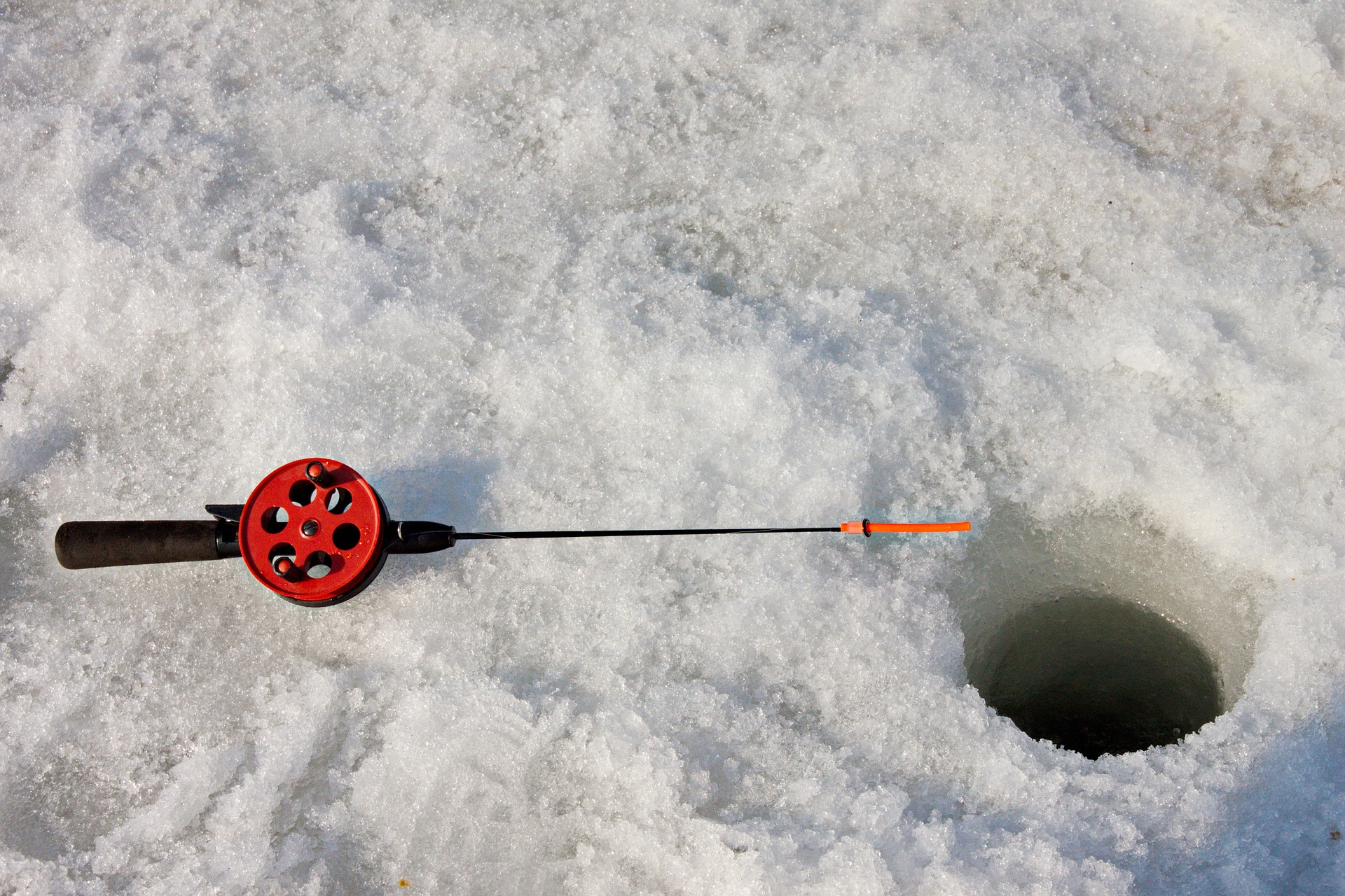 Beaverton Legion hosting another ice fishing derby