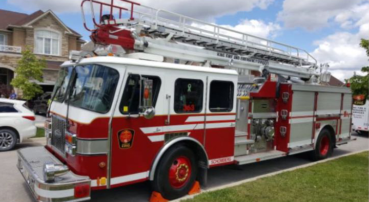 Township's spare pumper under repair to the tune of $60,000