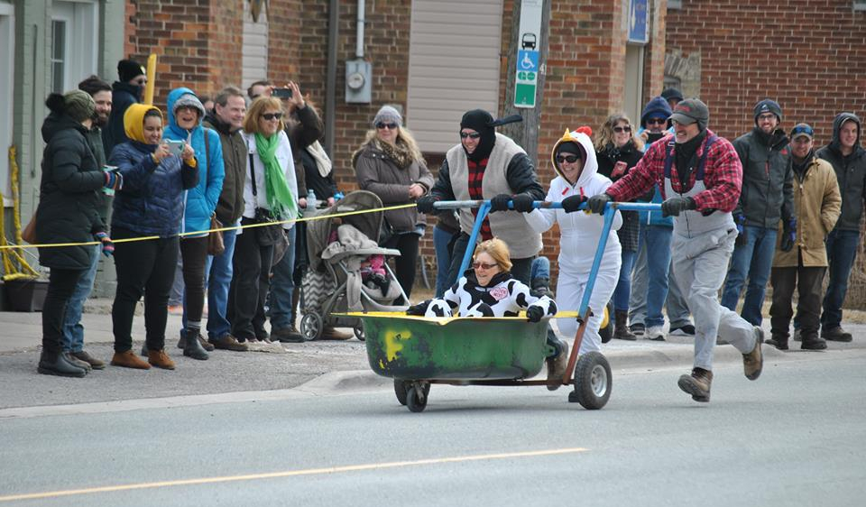 No shortage of fun on tap at Sunderland Maple Syrup Festival