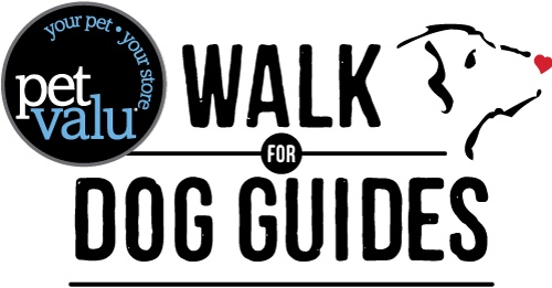 Brock invited to Walk for Dog Guides