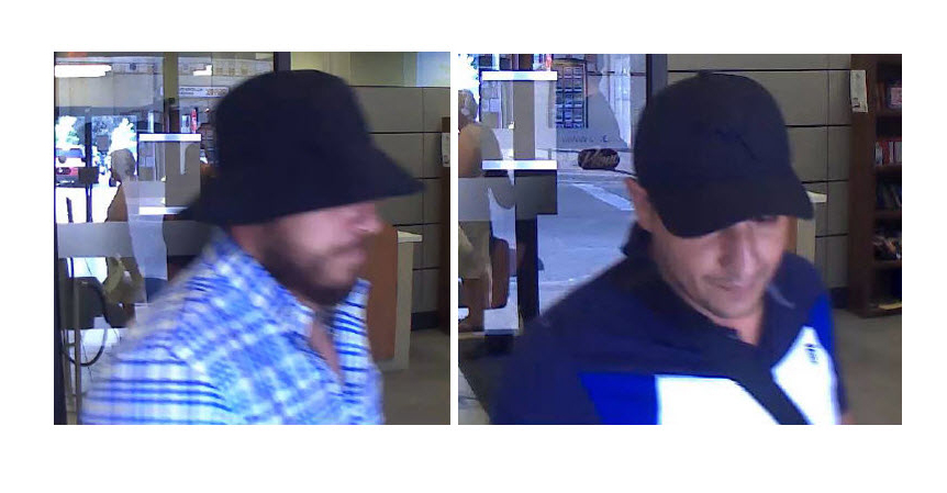 Police searching for suspects that used credit cards after senior has wallet stolen in Port Perry