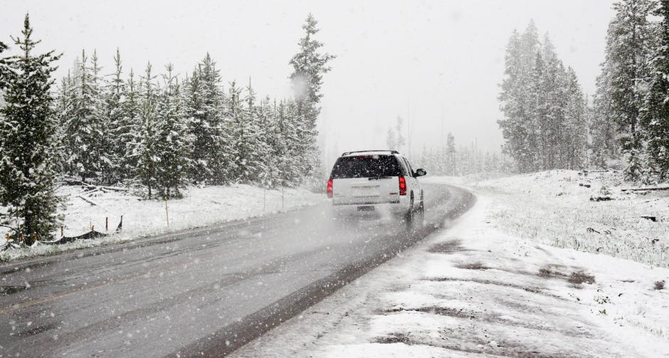 Winter weather travel advisory in effect for most of the area