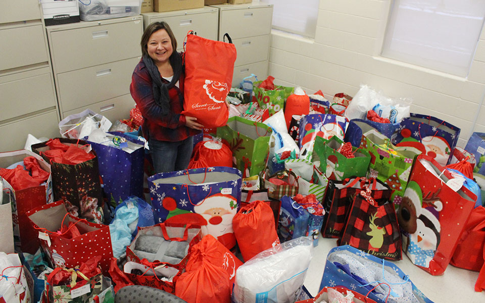 Secret Santa for a Senior delivers 1,200 gifts across Durham