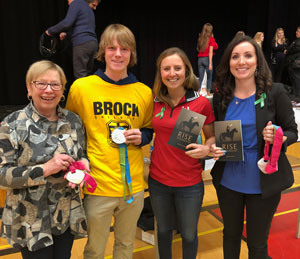 School board highlights mental health program at Brock High