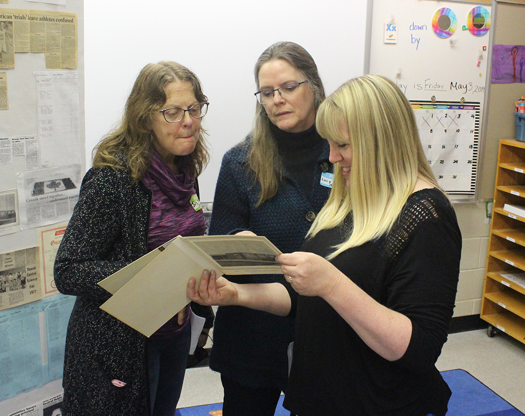 A walk through the past at Thorah Central and Beaverton Public School