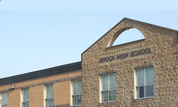 Three Brock schools recognized with award from health department