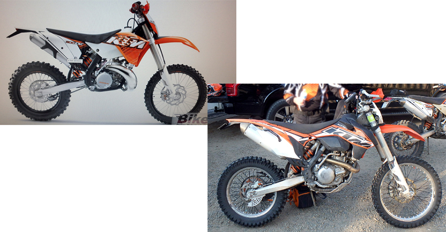 Police investigating theft of off-road motorcycles from Port Perry home