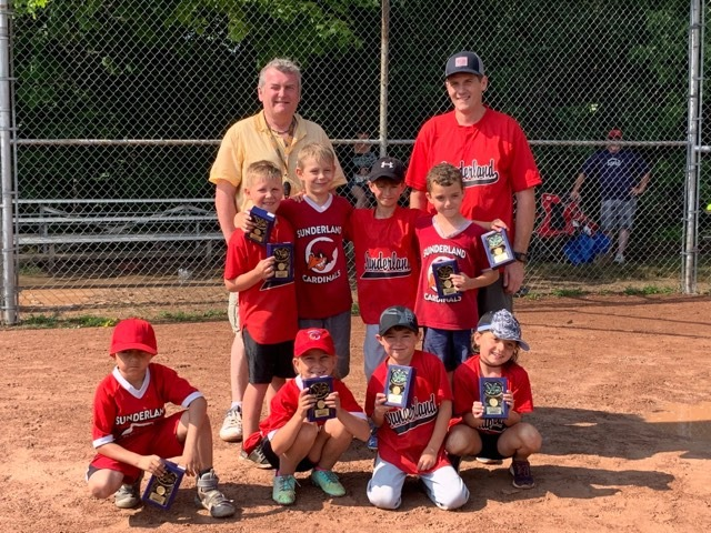 Sunderland Mini Mites win B title at tournament