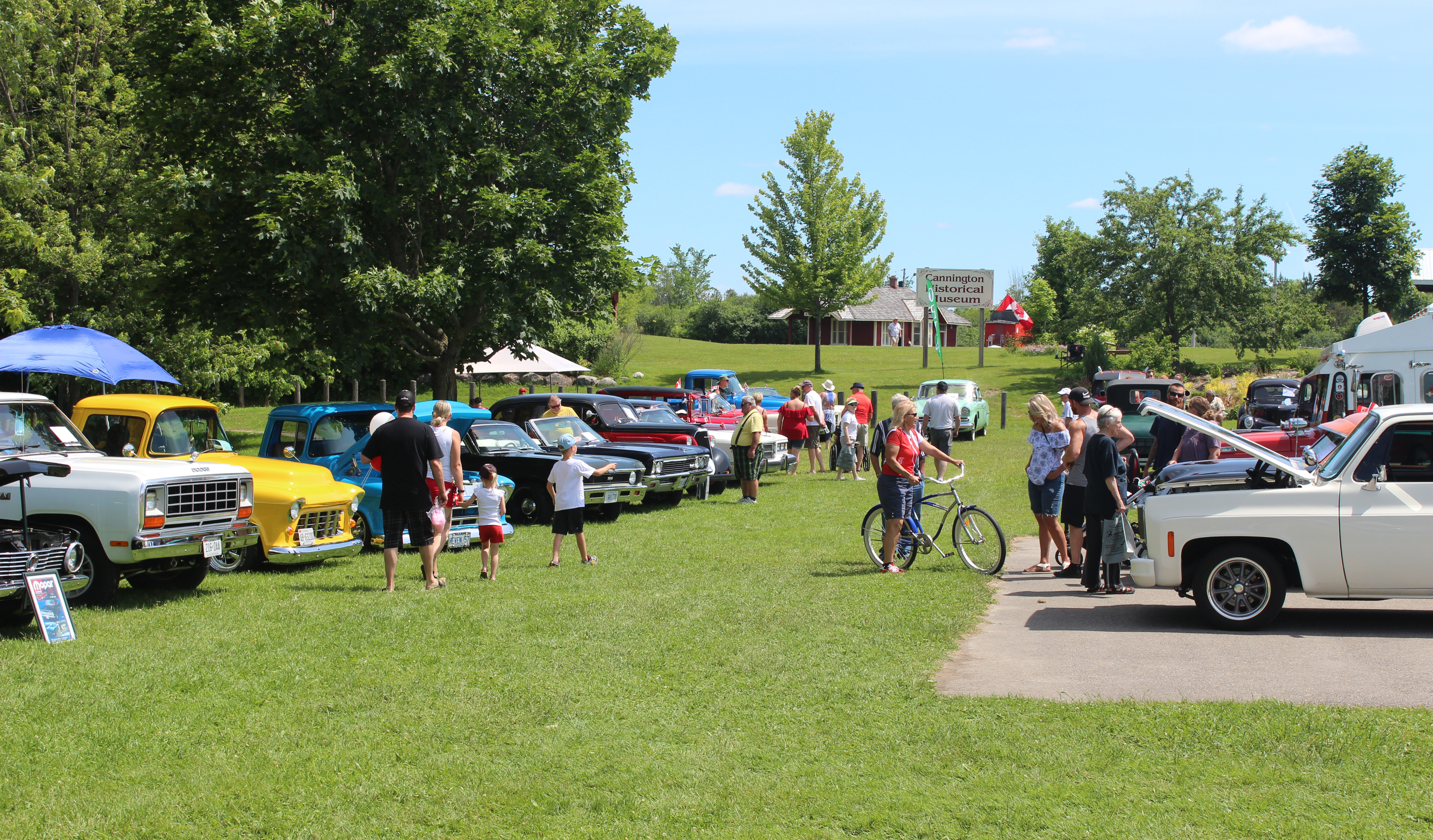 Canada Day celebrations cancelled in Cannington this year