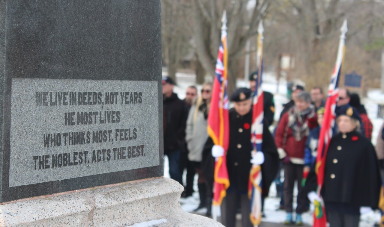 Ten quick facts on Remembrance Day