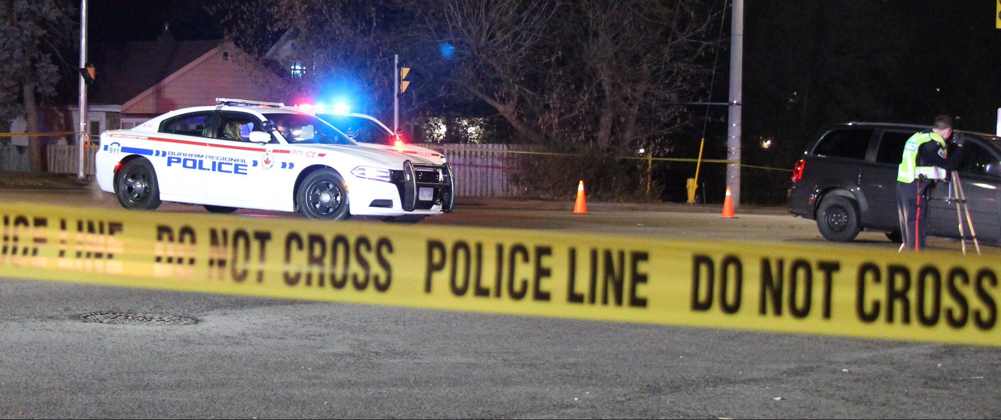 Whitby man dies after two-vehicle collision