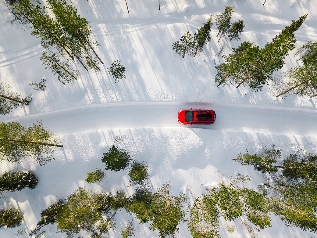 Winter road safety starts with the right equipment