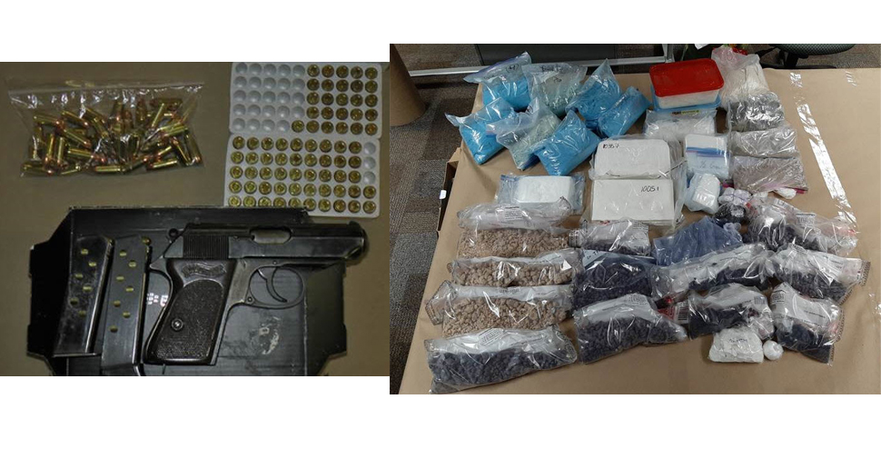DRPS investigation leads to seizure of $1.5 million worth of drugs