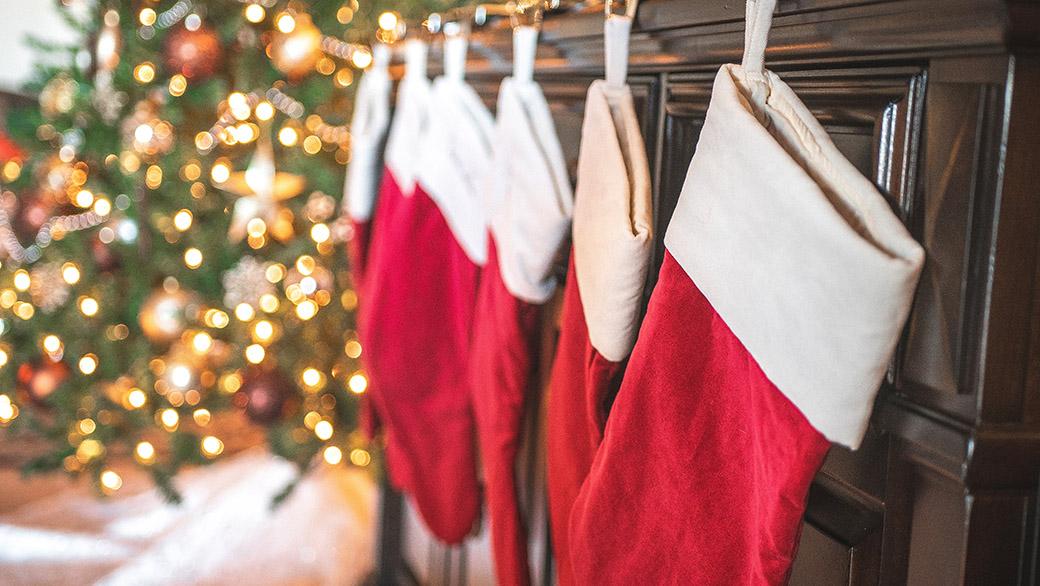 Healthy holiday stocking stuffer ideas