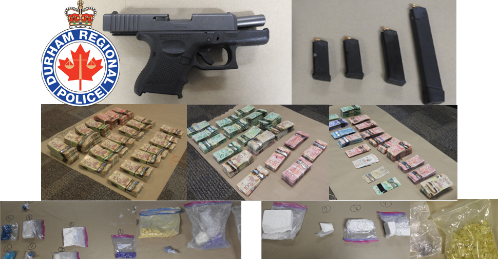Roughly $1.25 million in cash and drugs seized following Durham drug probe
