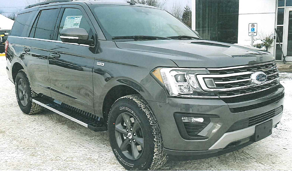 Vehicles stolen from dealership in the Bobcaygeon area