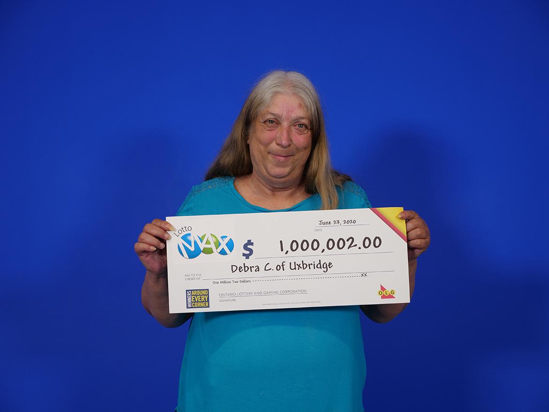 Uxbridge retiree wins more than $1 million in lottery draw