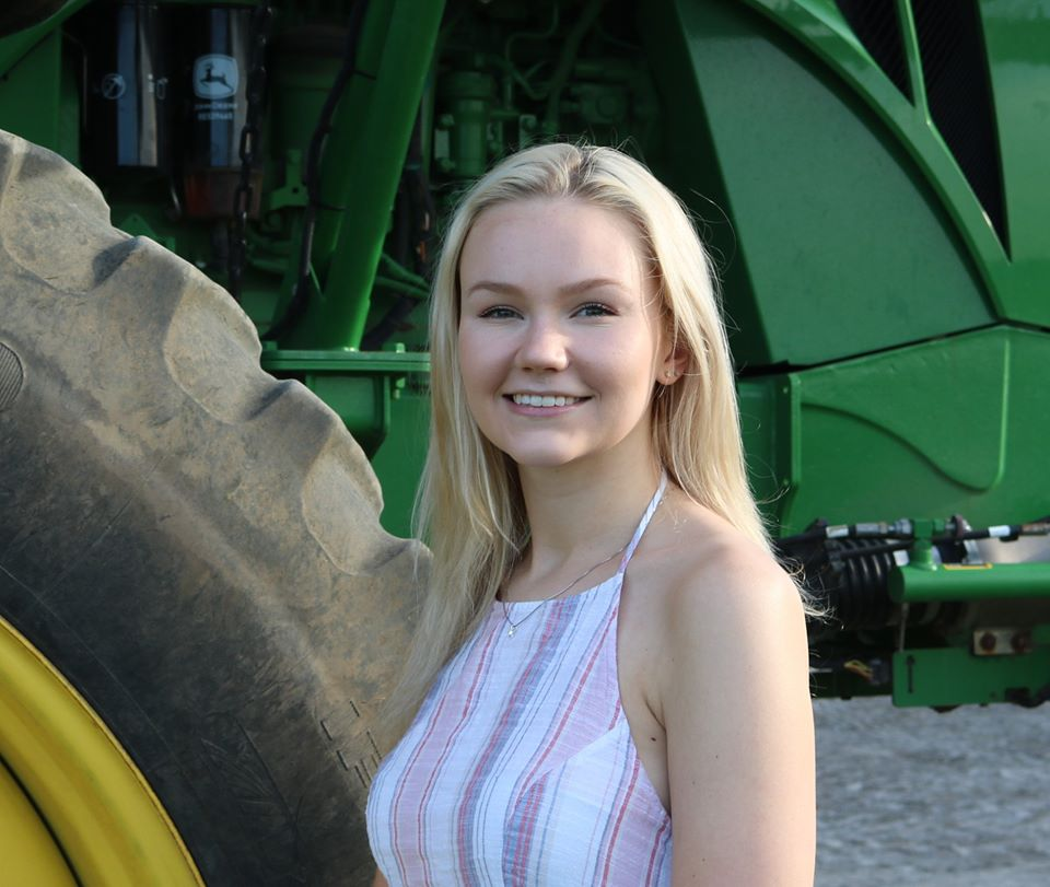 Two Brock High students earn agricultural scholarship from Sunderland Lions Club