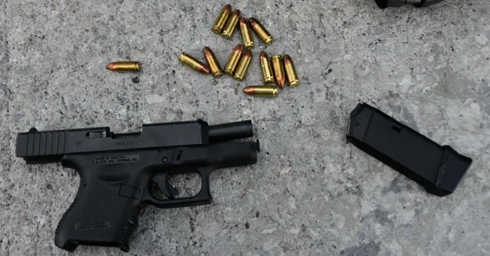 Toronto man charged after loaded handgun, cocaine seized during traffic stop