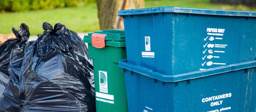 Durham ready to move back to four-bag limit for waste collection