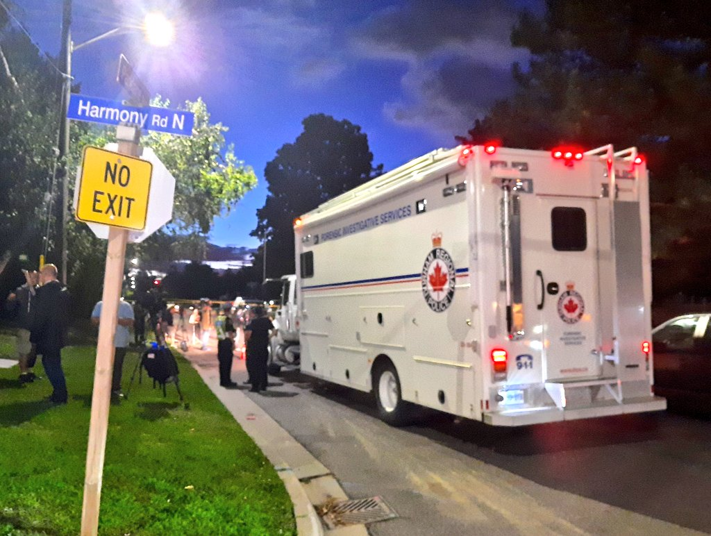 Five people found dead at scene of Oshawa shooting