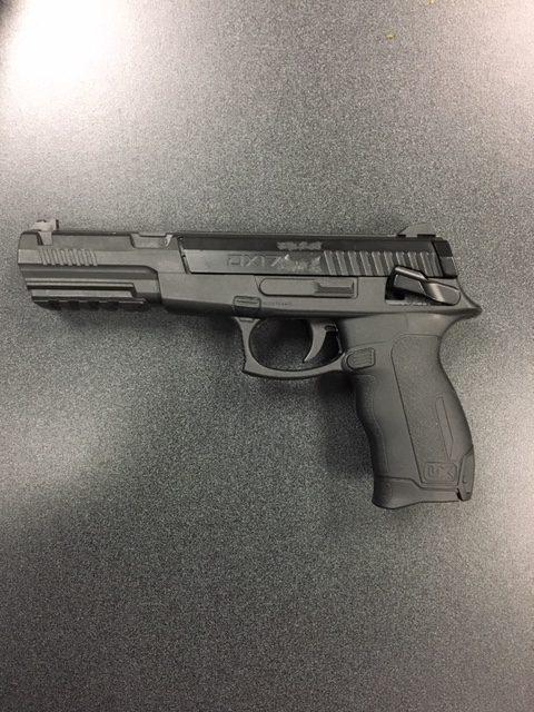 Lindsay man charged for allegedly pointing imitation handgun at homeowner