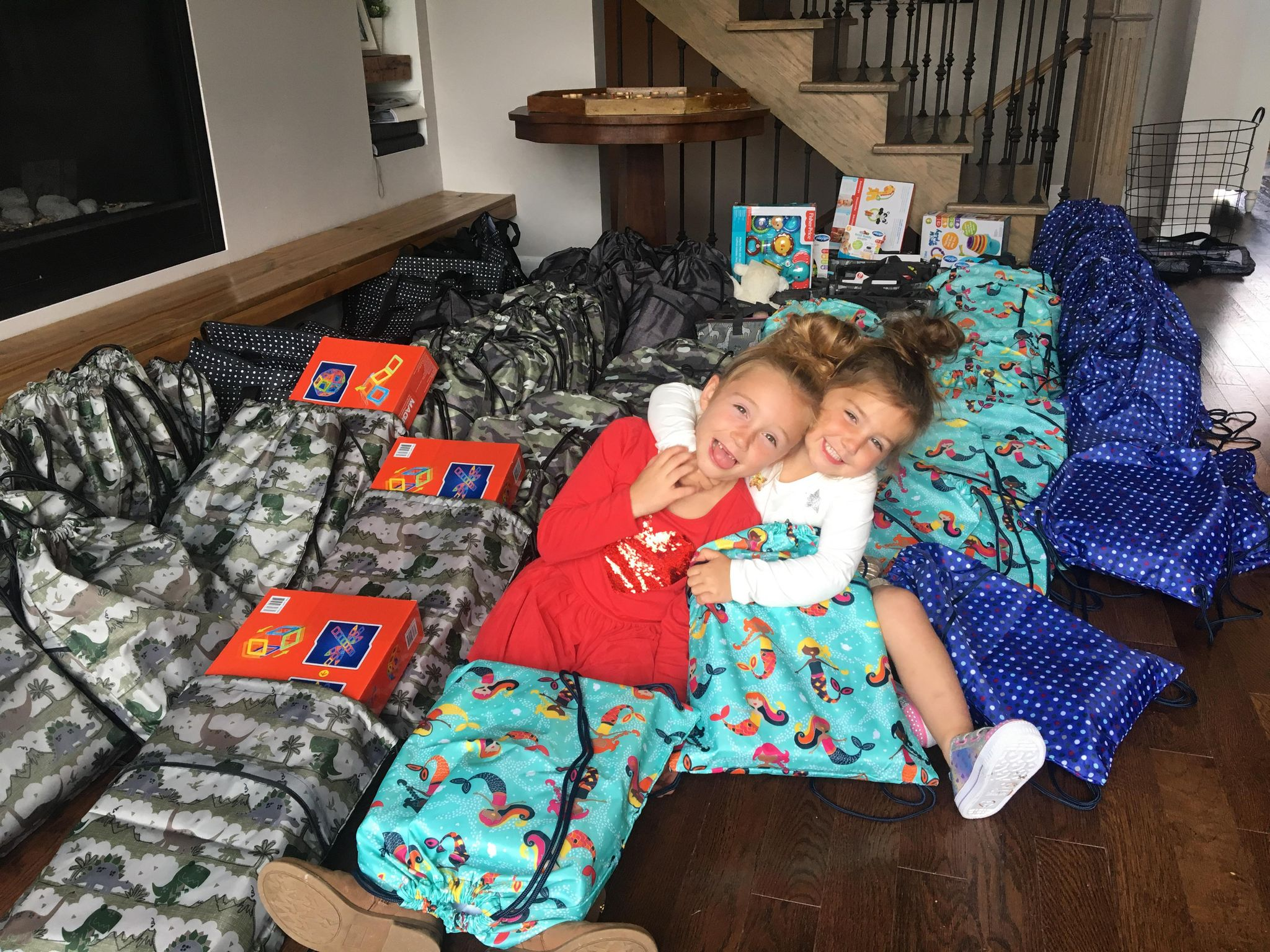 Donation drive looks to spread some Christmas cheer at Sick Kids