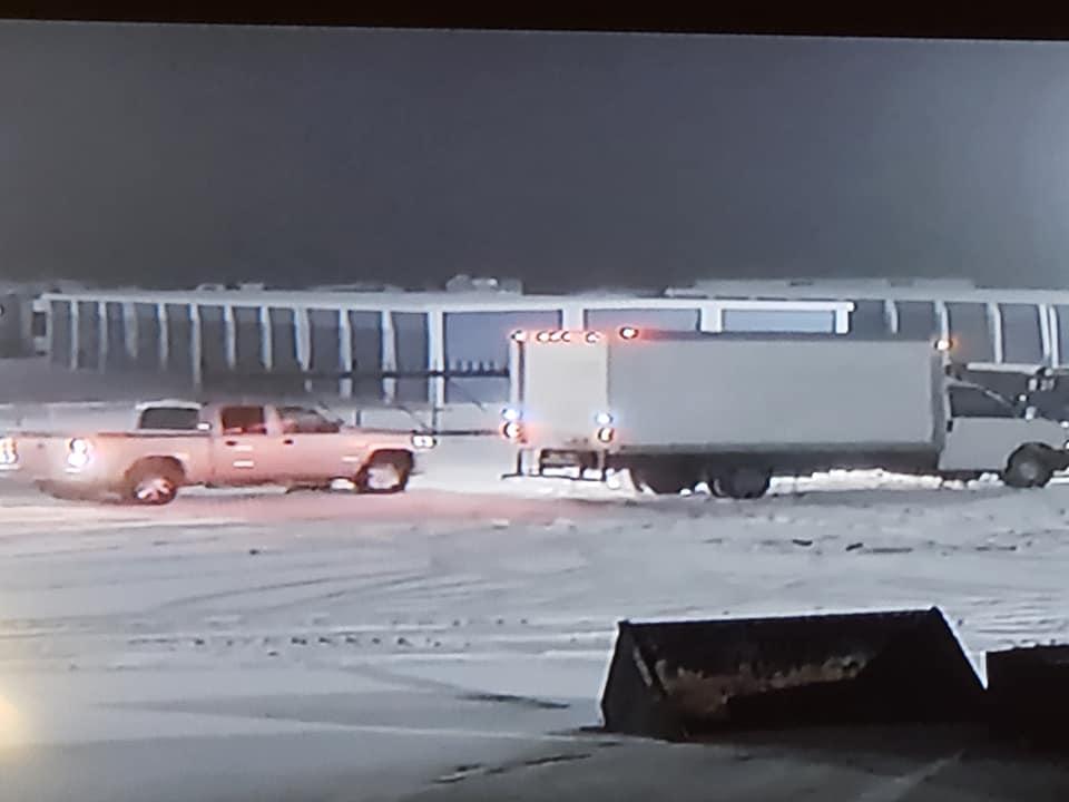 Truck stolen from Beaverton area business