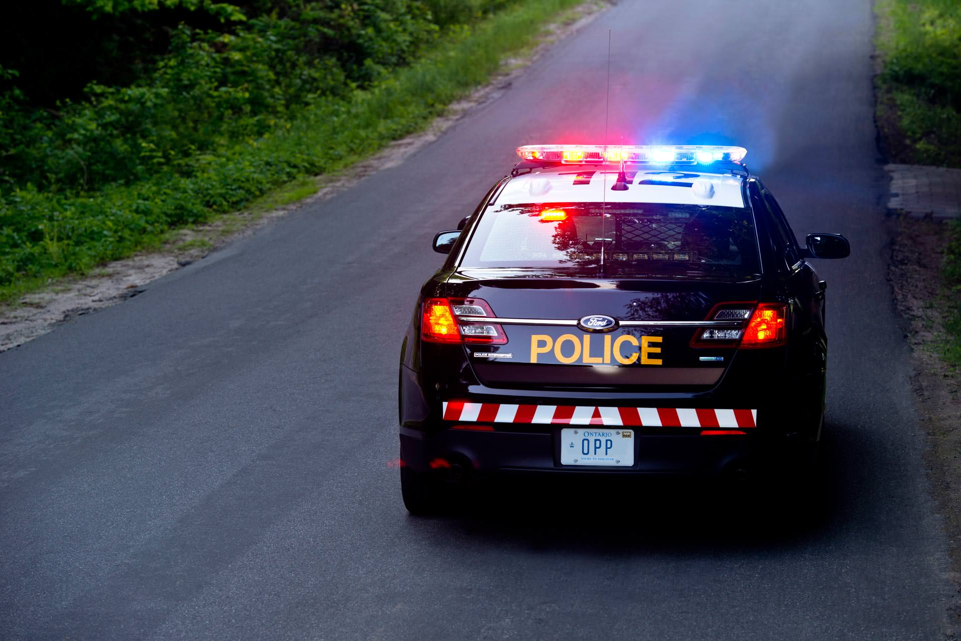 One charged at RIDE program near Woodville