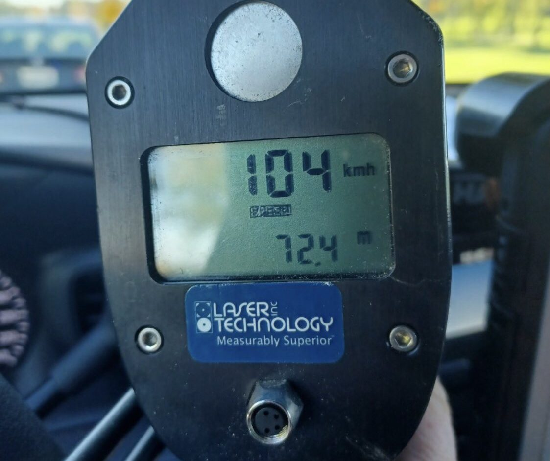 Driver clocked at more than twice the speed limit in Scugog